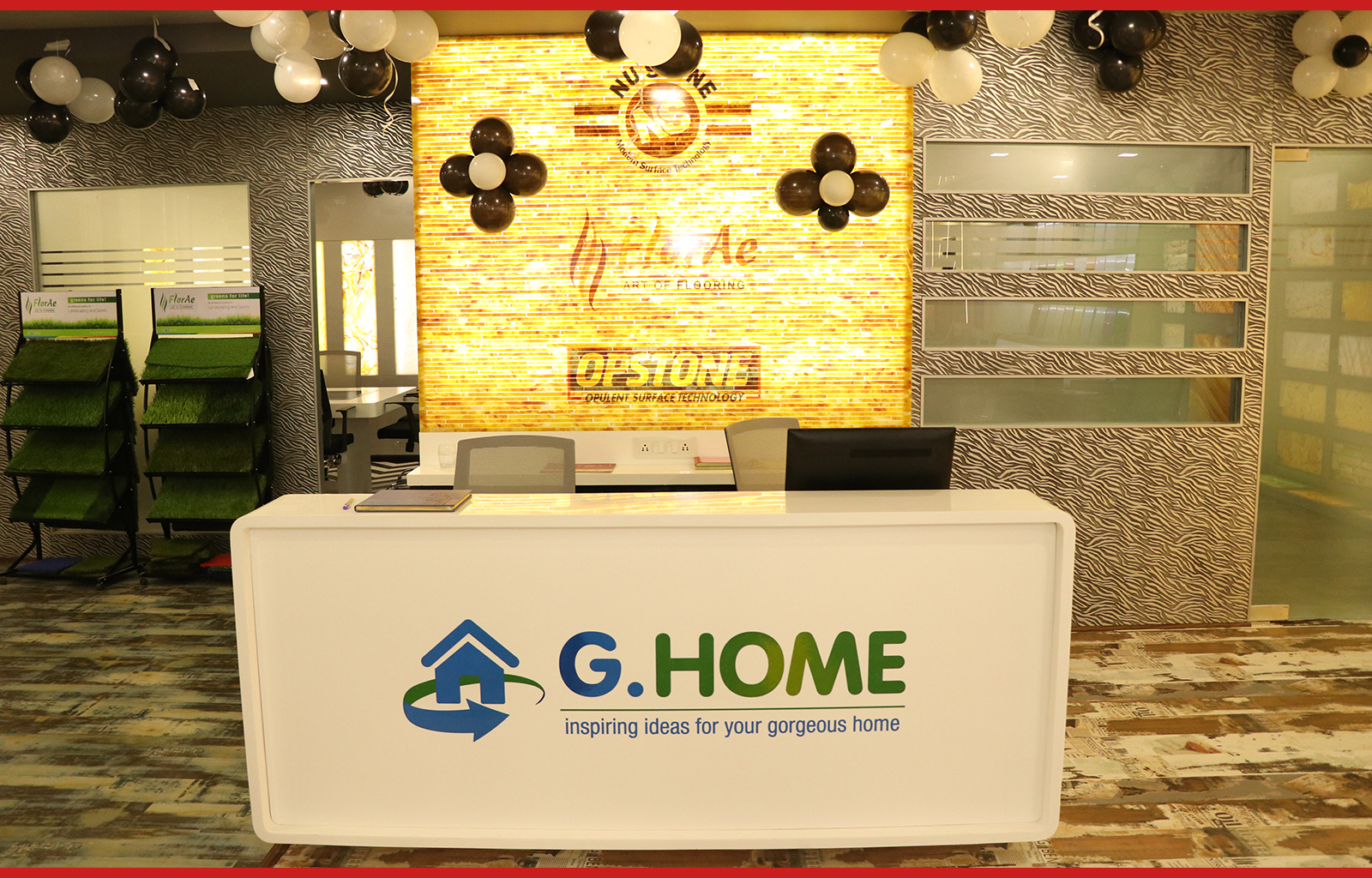 G home